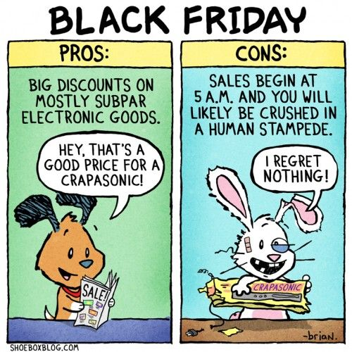 Why Is Black Friday Called Black Friday Grammar Party