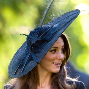 That Kate Middleton sure is a-cute.