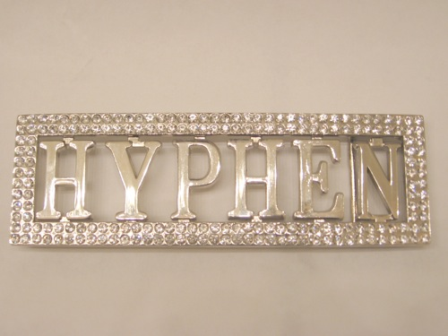 To hyphenate or not hyphenate?