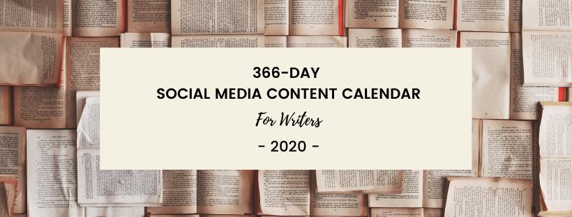 Dot and Dash Social Media Content Calendar