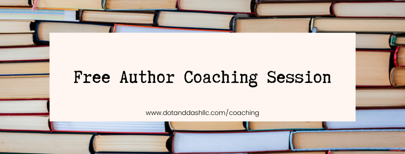free author coaching session